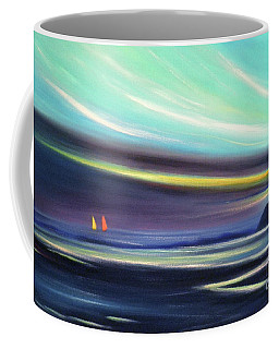 Peace Is Colorful 2 Coffee Mug