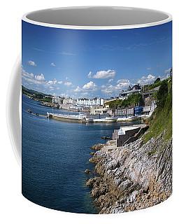 Plymouth Foreshore Coffee Mug