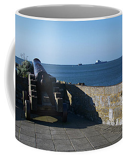 Plymouth Sound Coffee Mug