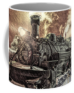 Polar Express. Durango, Colorado #1 Coffee Mug