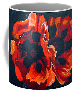 2 Poppies Coffee Mug