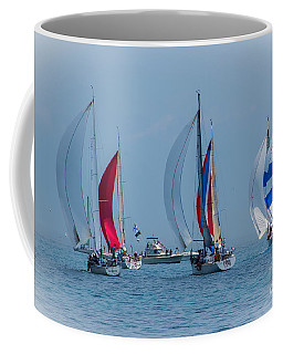 Port Huron To Mackinac Race 2015 Coffee Mug