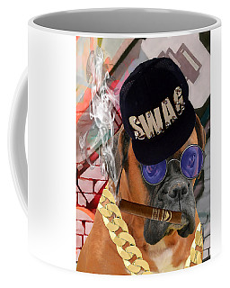 Coffee Mug featuring the mixed media Power by Marvin Blaine
