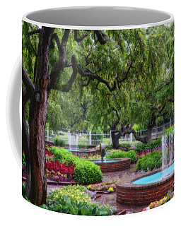 Coffee Mug featuring the photograph Prescott Park by Sharon Seaward