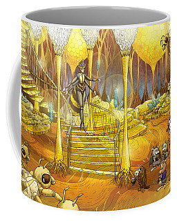 Queen Of The Hive Coffee Mug