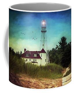 Rawley Point Lighthouse Coffee Mug