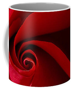 Red Rose Iv Coffee Mug