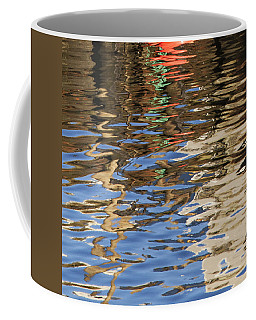 Coffee Mug featuring the photograph Reflections by Charles Harden