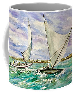 Regatta Coffee Mug