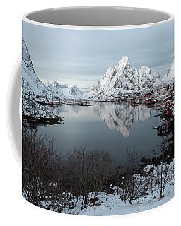 Reine, Lofoten 4 Coffee Mug