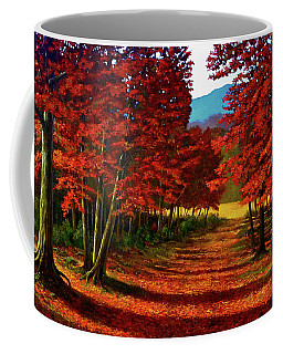 Road To The Clearing Coffee Mug