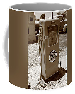 Route 66 Gas Pump Coffee Mug