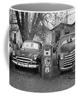 Route 66 - Snow Cap Drive-in Coffee Mug