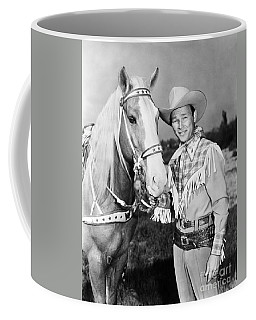 Roy Rogers Coffee Mug