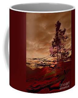 Sechelt Tree 2 Coffee Mug