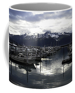 Seward Harbor Coffee Mug