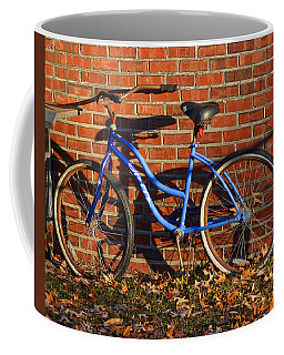 Shadows On The Wall Coffee Mug
