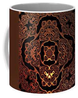 Shine On It Coffee Mug by Robert Orinski