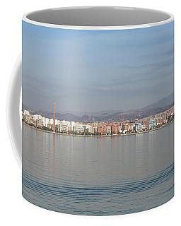 Shoreline Reflections Coffee Mug