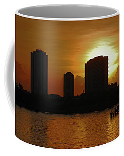 Coffee Mug featuring the photograph 2- Singer Island by Joseph Keane