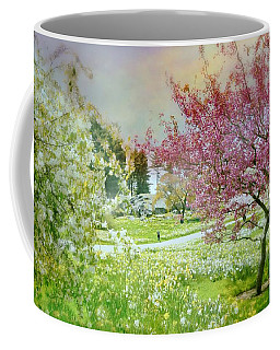 Coffee Mug featuring the photograph Solitude by Diana Angstadt
