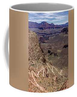 South Kaibab Trail Coffee Mug
