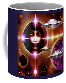 Space  Enigma  Coffee Mug