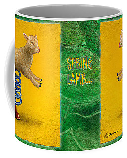 Spring Lamb... Coffee Mug