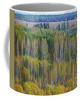 Coffee Mug featuring the photograph Spring Time by Vladimir Kholostykh
