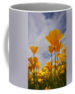 Springtime Poppies  Coffee Mug