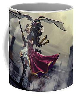 Steampunk Coffee Mug