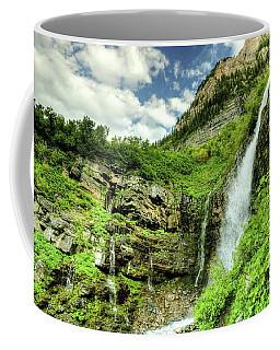 Stewart Falls Coffee Mug