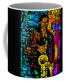 Street Jazz Coffee Mug