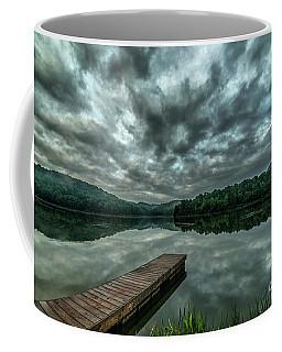 Summer Morning On The Lake Coffee Mug
