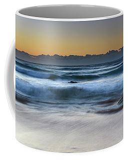Sunrise By The Sea Coffee Mug