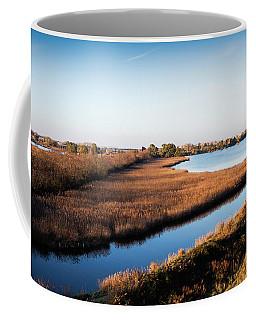 Sunrise In The Ditch Burlamacca Coffee Mug