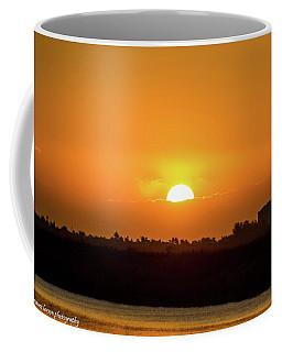 Sunrise  Coffee Mug by Nance Larson