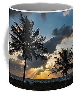 Sunrise Palms Delray Beach Florida Coffee Mug