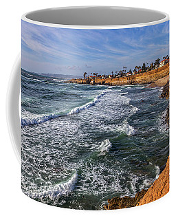 Sunset Cliffs 2 Coffee Mug