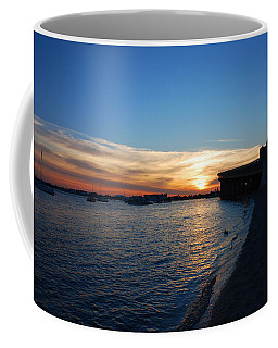 Coffee Mug featuring the photograph 2- Sunset In Paradise by Joseph Keane