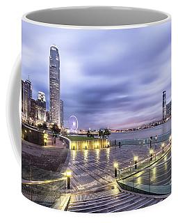 Sunset Over Hong Kong Coffee Mug