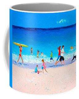 Sunshine And Summertime Coffee Mug