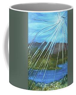 Sunshine Over Boise Coffee Mug