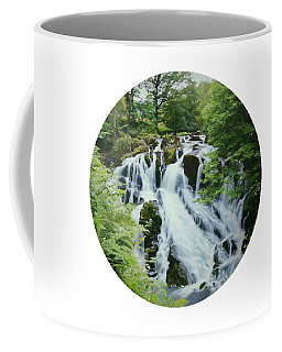 Swallow Falls Coffee Mug by Roger Lighterness