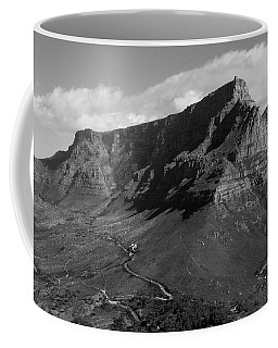 Table Mountain - Cape Town Coffee Mug
