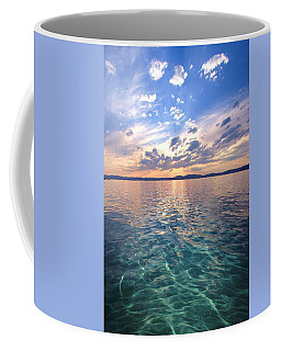 Coffee Mug featuring the photograph Tahoe Dreams  by Sean Sarsfield