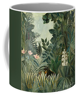 The Equatorial Jungle Coffee Mug