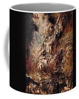 The Fall Of The Damned Coffee Mug