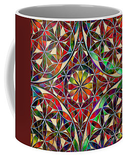 The Flower Of Life Coffee Mug