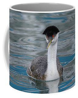 The Look Coffee Mug by Fraida Gutovich